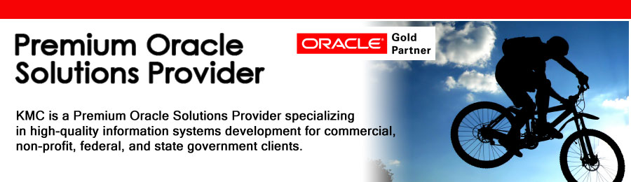 KMC Inc. Oracle Soluions Provider
